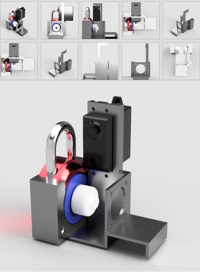 Combo Breaker 3D Print