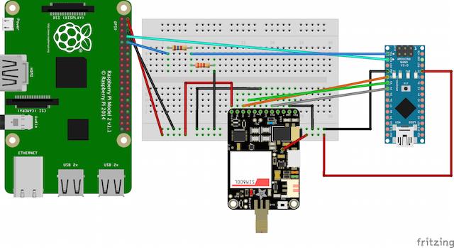 ProxyGambit Arduino